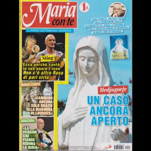 Maria Con Te- n. 34 - 25 agosto 2019 - settimanale