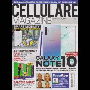 Cellulare Magazine -  - n. 7 - agosto 2019 - mensile