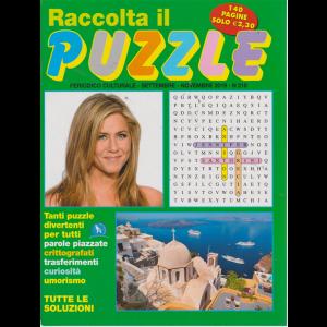 Raccolta Il Puzzle -  - n. 210 - settembre - novembre 2019 - 140 pagine