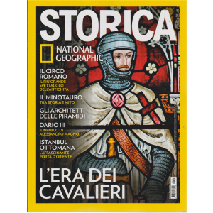 Storica - n. 127 - settembre 2019 - mensile - National Geographic