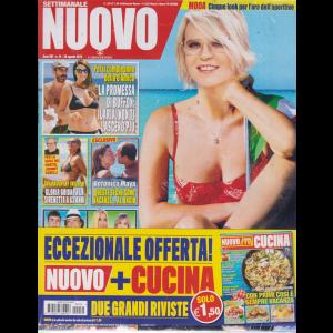 Settimanale Nuovo + - Nuovo Cucina - n. 34 - 28 agosto 2019 - 2 riviste