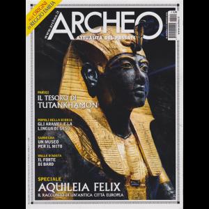 Archeo - n. 414 - agosto 2019 - mensile