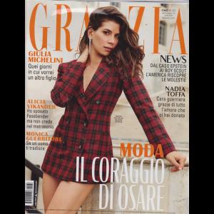 Grazia*- n. 36 - settimanale - 27/8/2019 -