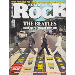 Classic Rock - n. 82 - mensile - 27/8/2019