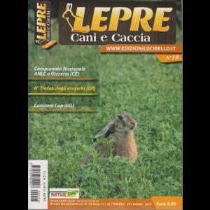 Lepre, Cani e Caccia -  - n. 18 - quadrimestrale - 26 agosto 2019