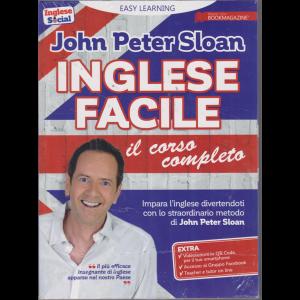John Peter Sloan -Inglese facile - Il corso completo - n. 6 - 20/8/2019 -