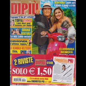 Enigmistica Piu'+ - Settimanale Dipiu' - n. 34 - 30 agosto 2019 - 2 riviste