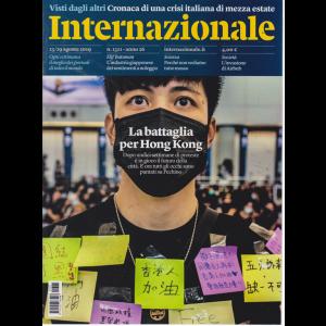 Internazionale - n. 1321 - 23/29 agosto 2019 - settimanale