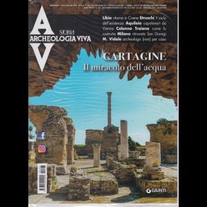 Archeologia Viva -  Storia - n. 197 - settembre - ottobre 2019 - bimestrale