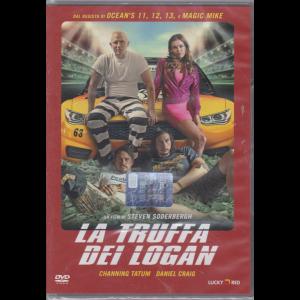 I Dvd Fiction Sorrisi2 - La Truffa Dei Logan - n. 40 - settimanale - 27/8/2019