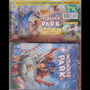Sorrisi Speciale Dvd 2 - Wonder Park + il libro I miei piccoli eroi - Leonardo da Vinci - + Sorrisi e canzoni
