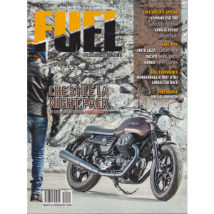 Fuel Magazine -Passioni a benzina - n. 2 - mensile - settembre 2019