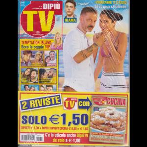 Dipiu' Tv+ - Dipiu' Cucina - n. 35 - 2 settembre 2019 - settimanale - 2 riviste