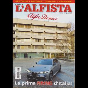 Il garage de l'alfista - n. 6 - gennaio - febbraio 2019 - bimestrale