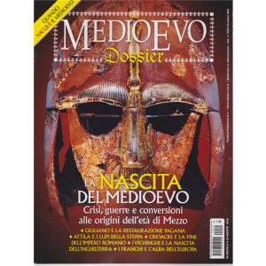 Medioevo Dossier - n. 34 - settembre - ottobre 2019 - bimestrale -