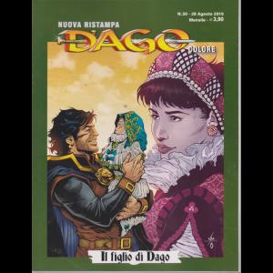 N.Ristampa Dago Colore - n. 50 - 28 agosto 2019 - mensile - Il figlio di Dago