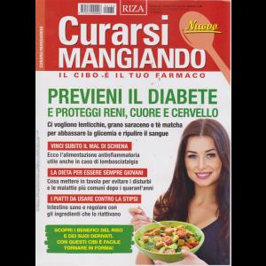 Curarsi Mangiando - n. 134 - mensile - settembre 2019 -