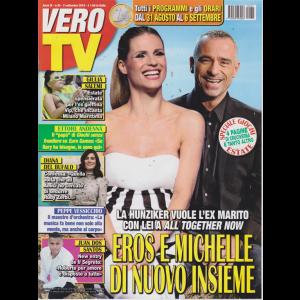 Vero Tv - n. 35 - 2 settembre 2019 - settimanale