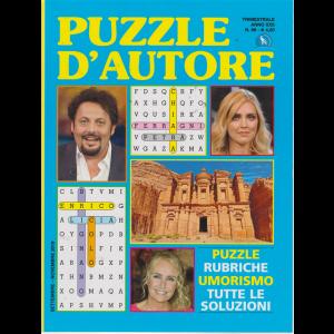 Puzzle D'autore - n. 69 - trimestrale - settembre - novembre 2019
