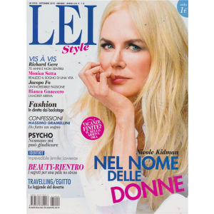 Lei Style - n. 9 - settembre 2019 - mensile