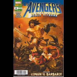 Avengers Senza Ritorno - n. 4 - quindicinale - 29 agosto 2019 -