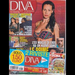 Diva E Donna+ - Cucina - n. 35 - settimanale femminile - 3 settembre 2019 - 2 riviste