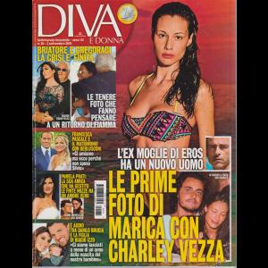 Diva E Donna  - n. 35 - settimanale femminile - 3 settembre 2019