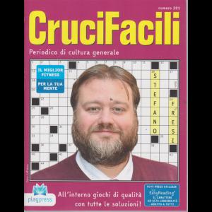 Crucifacili - n. 201 - 30/8/2019 - bimestrale - Stefano Fresi -