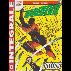 Marvel Integrale - Daredevil - Assedio - n. 8 - mensile - 29 agosto 2019