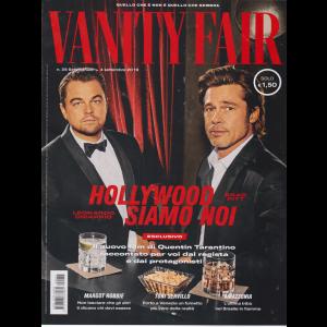 Vanity Fair  - n. 35 - settimanale - 4 settembre 2019 -