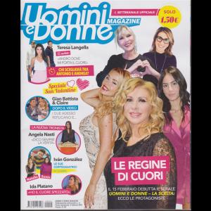 Uomini e Donne magazine - n. 4 - settimanale - 8 febbraio 2019 -