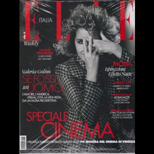 Elle + Elle kids - n. 33 - 7/9/2019 - settimanale - 2 riviste