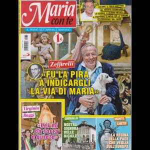 Maria Con Te - n. 35 - 1 settembre 2019 - settimanale