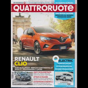Quattroruote + Quattroruote Q Usato - n. 769 - settembre 2019 - mensile - 2 riviste