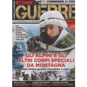 Storie di Guerre e Guerrieri Extra - n. 15 - bimestrale - settembre - ottobre 2019 -