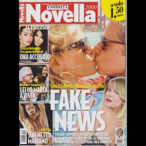 Novella 2000 - n. 36 - settimanale - 28 agosto 2019