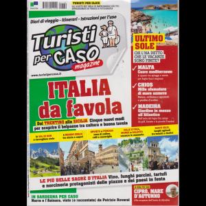 Turisti Per Caso - n. 139 - settembre 2019 - mensile