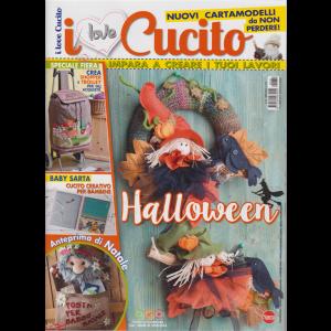 I Love Cucito - n. 30 - bimestrale - agosto - settembre 2019 -
