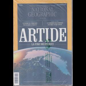 National Geographic - Artide. La fine dei ghiacci - settembre 2019