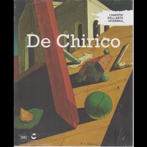I Maestri Dell'arte moderna - De Chirico - n. 33 - settimanale - 24/8/2019