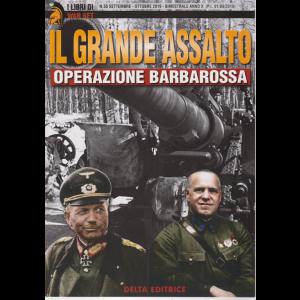 I Libri Di War Set - Operazione Barbarossa Il grande assalto - n. 55 - settembre - ottobre 2019 - bimestrale