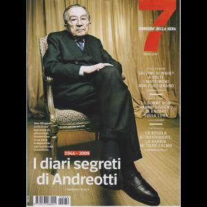 Sette - Corriere della sera - n. 32 - 9/8/2019 - settimanale