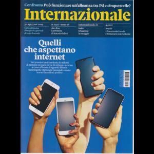 Internazionale - n. 1322 - 30 agosto - 5 settembre 2019 - settimanale