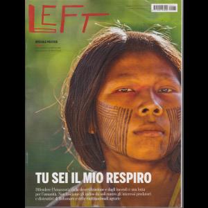 Left Avvenimenti - n. 35 - 30 agosto 5 settembre 2019 - settimanale