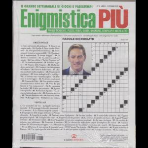 Enigmistica Piu'+ - Settimanale Dipiu' - n. 35 - 6 settembre 2019 - 2 riviste