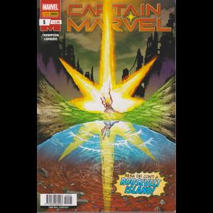 Captain Marvel - n. 5 - mensile - 29 agosto 2019 - Resa dei conti a Roosevelt Island!