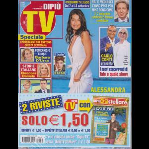 Dipiu' Tv+ - Dipiu' Stellare - n. 36 - 9 settembre 2019 - settimanale - 2 riviste