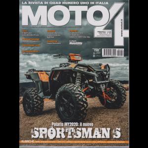 Motoa 4 - n. 159 - bimestrale - settembre - ottobre 2019 - 2 riviate