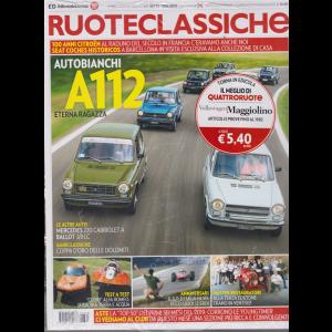 Ruoteclassiche + Il meglio di Quattroruote - Volkswagen Maggiolino - n. 369 - mensile - settembre 2019