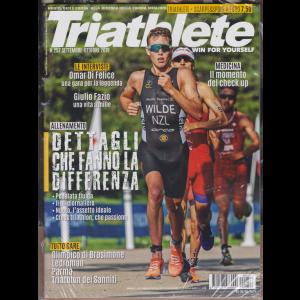 Triathlete - + Scarpe & Sport - n. 257 - settembre - ottobre 2019 - bimestrale - 2 riviste